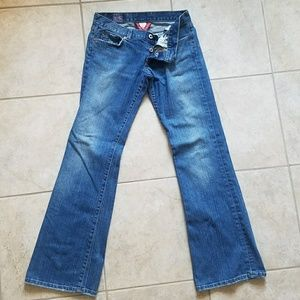 Lucky Brand Jeans by Gene Montesano Good Condition
